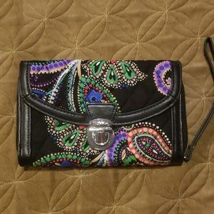 NWOT Vera Bradley Clutch Wallet